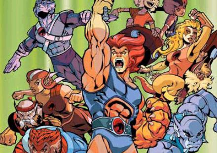 Thundercats  Movie on Thundercats Movie Announcement       Scramble Network